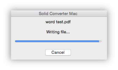 Solid Converter Mac